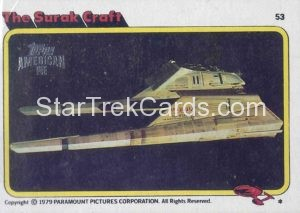 2011 American Pie Star Trek The Motion Picture 1979 Buyback 53 Front 1