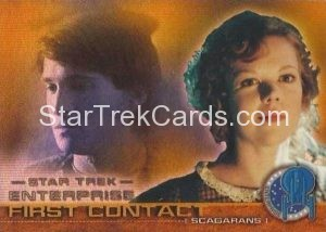 Enterprise Season Three Trading Card F28