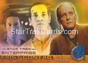 Enterprise Season Three Trading Card F30