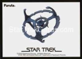 Federation Ships And Alien Ships Collection Volume 1 Trading Card Deep Space 9