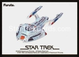 Federation Ships And Alien Ships Collection Volume 1 Trading Card USS Equinox NCC 72381