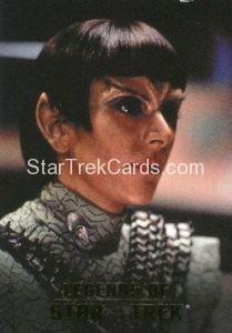 Legends of Star Trek Trading Card Counselor Deanna Troi L6