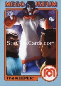 Mego Museum Trading Card 47