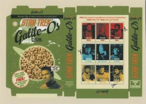 Star Trek 50 Artists 50 Years Trading Card 80