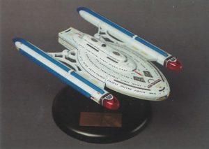 Star Trek 50 Artists 50 Years Trading Card 82