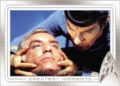 Star Trek 50th Anniversary Trading Card 10