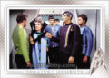 Star Trek 50th Anniversary Trading Card 11