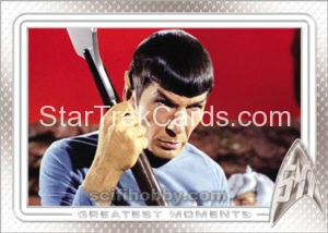 Star Trek 50th Anniversary Trading Card 19