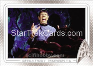 Star Trek 50th Anniversary Trading Card 23