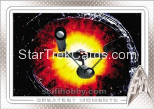 Star Trek 50th Anniversary Trading Card 26