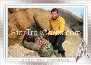 Star Trek 50th Anniversary Trading Card 28