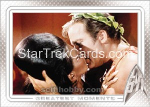 Star Trek 50th Anniversary Trading Card 31
