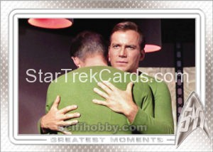 Star Trek 50th Anniversary Trading Card 32