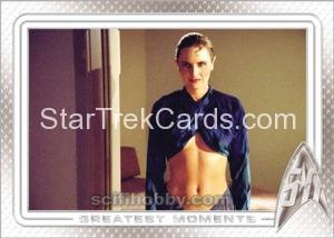 Star Trek 50th Anniversary Trading Card 37