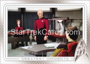 Star Trek 50th Anniversary Trading Card 38