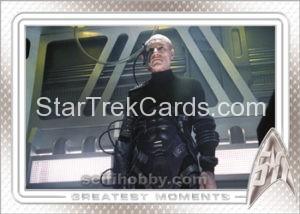 Star Trek 50th Anniversary Trading Card 39