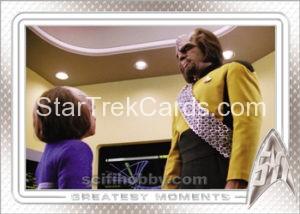 Star Trek 50th Anniversary Trading Card 41