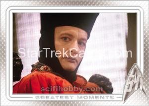 Star Trek 50th Anniversary Trading Card 44