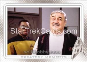 Star Trek 50th Anniversary Trading Card 46