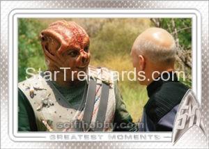 Star Trek 50th Anniversary Trading Card 47