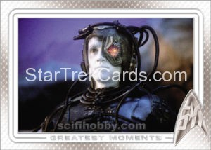 Star Trek 50th Anniversary Trading Card 48