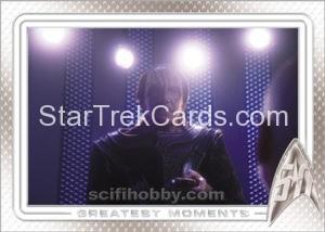 Star Trek 50th Anniversary Trading Card 49