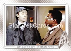 Star Trek 50th Anniversary Trading Card 50