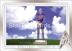 Star Trek 50th Anniversary Trading Card 52