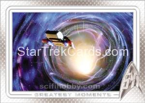 Star Trek 50th Anniversary Trading Card 56