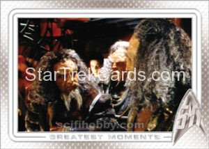Star Trek 50th Anniversary Trading Card 57