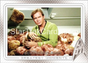 Star Trek 50th Anniversary Trading Card 6