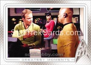Star Trek 50th Anniversary Trading Card 60