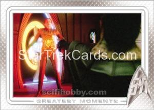 Star Trek 50th Anniversary Trading Card 61