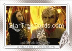 Star Trek 50th Anniversary Trading Card 63