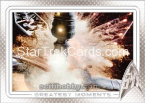 Star Trek 50th Anniversary Trading Card 65