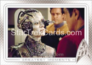 Star Trek 50th Anniversary Trading Card 66