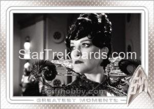 Star Trek 50th Anniversary Trading Card 68