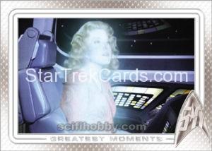 Star Trek 50th Anniversary Trading Card 69