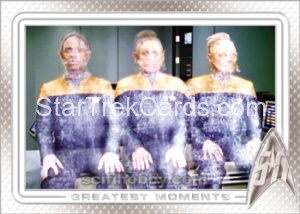 Star Trek 50th Anniversary Trading Card 70