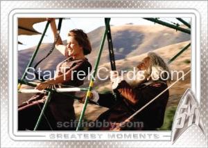 Star Trek 50th Anniversary Trading Card 71