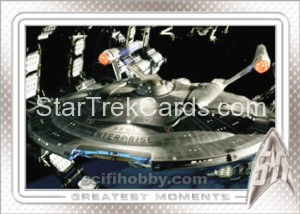 Star Trek 50th Anniversary Trading Card 73