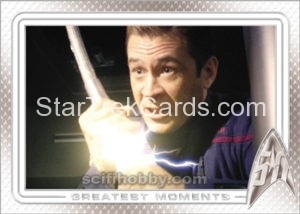 Star Trek 50th Anniversary Trading Card 75