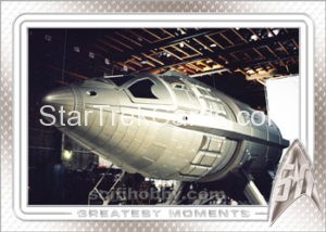 Star Trek 50th Anniversary Trading Card 76