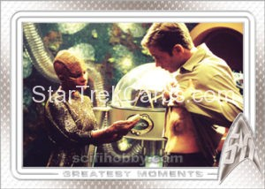 Star Trek 50th Anniversary Trading Card 78