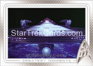 Star Trek 50th Anniversary Trading Card 79