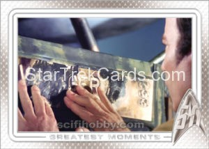 Star Trek 50th Anniversary Trading Card 80