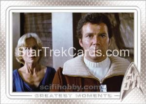 Star Trek 50th Anniversary Trading Card 81