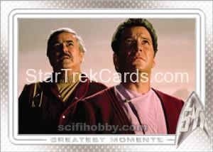 Star Trek 50th Anniversary Trading Card 85