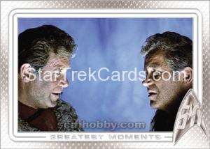 Star Trek 50th Anniversary Trading Card 89