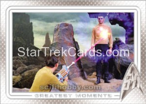 Star Trek 50th Anniversary Trading Card 9